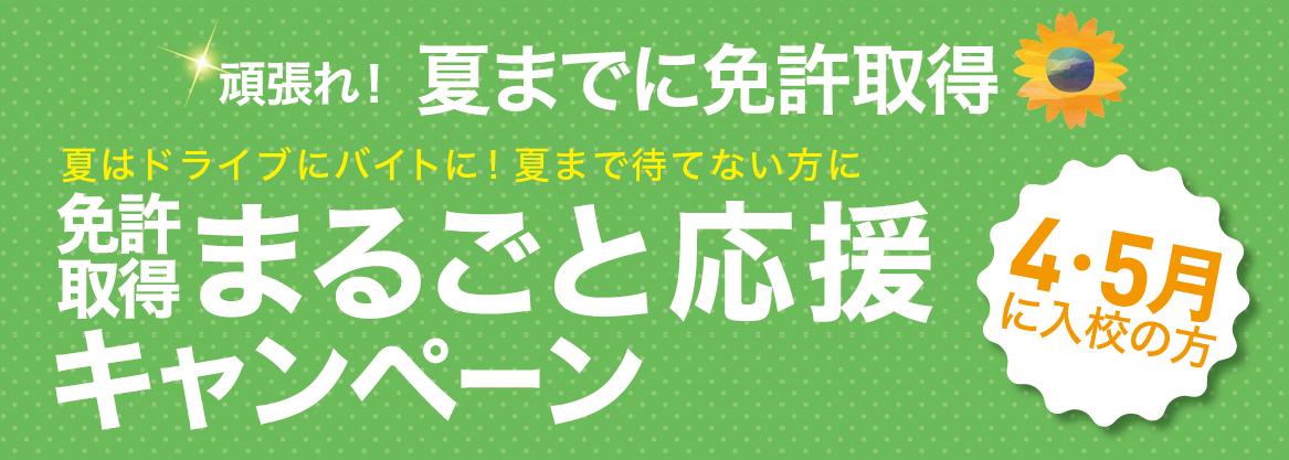 まるごと応援キャンペーン&デイタイムプラン
